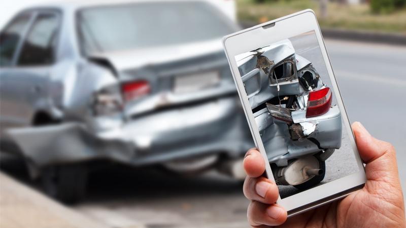 car accident insurance claim